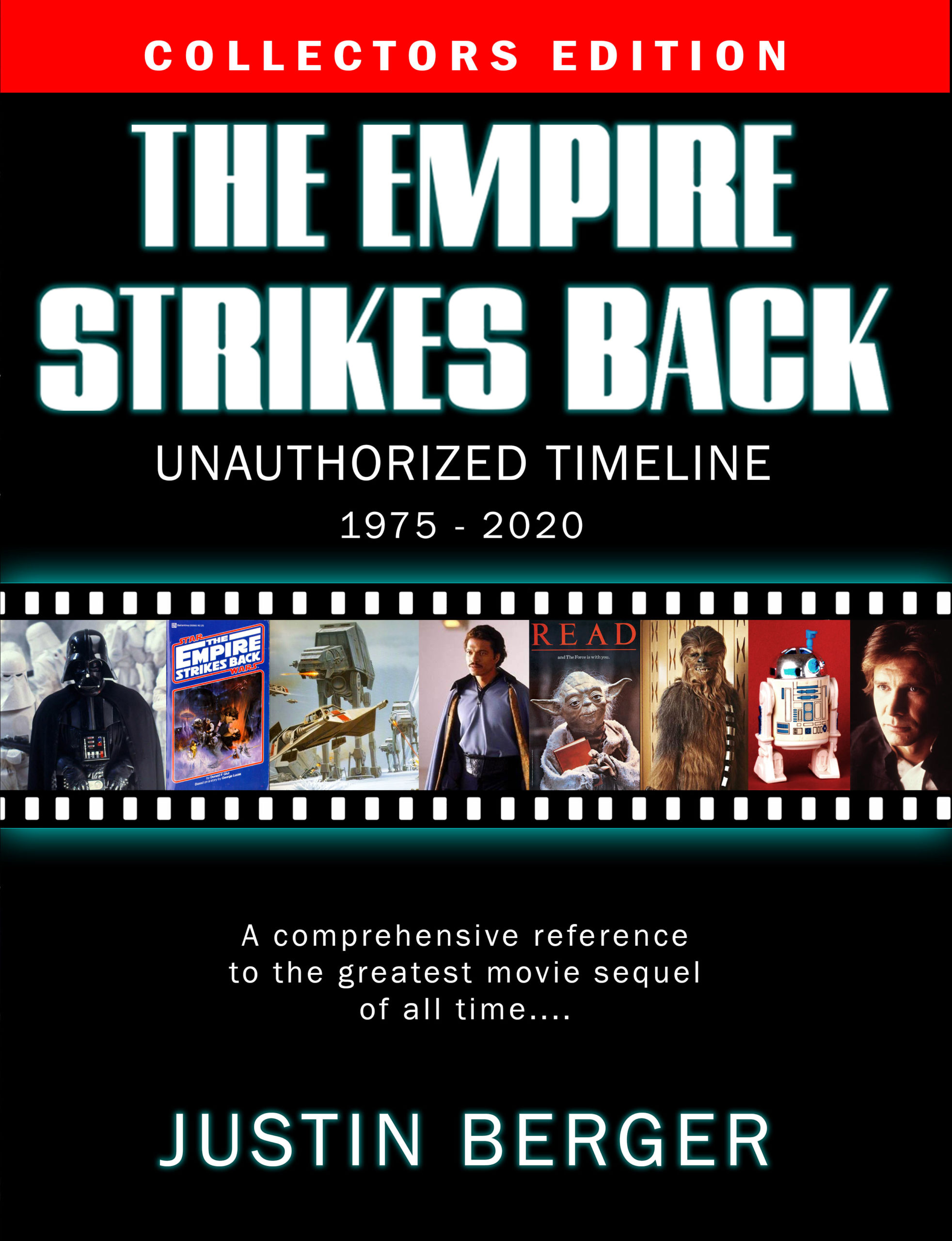 ESB TIMELINE BOOK COVER - LIMITED EDITION - COVER ONLY